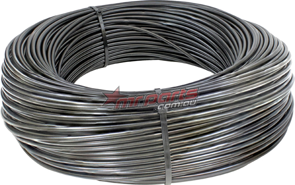 Black Stainless Steel Teflon PTFE Hose