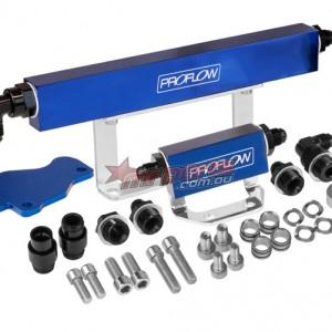 Billet Fuel rail kits