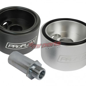 Remote filter / Oil cooler adapters
