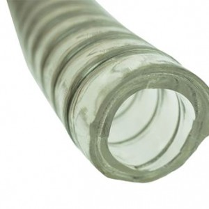 Clear PVC reinforced Hose