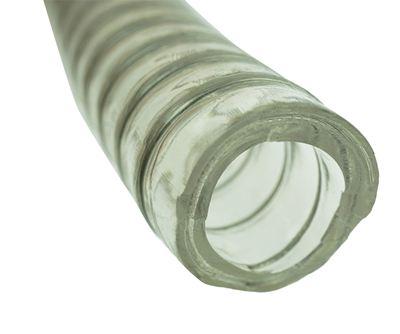 Clear PVC reinforced Hose