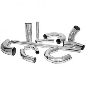135 degree stainless pipe